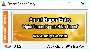 Smart Rapor Entry V4.2